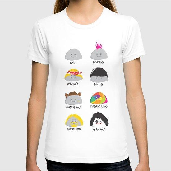 Rock tee rock!! T-shirt