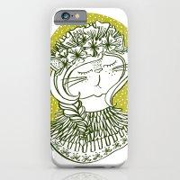 Spring Cat Lady  iPhone 6 Slim Case