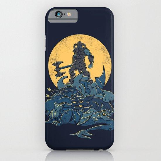 The Dragon Slayer iPhone & iPod Case