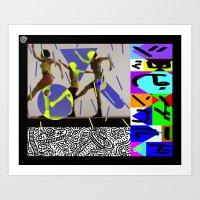 ショッピングワールドjp Poster Art Print
