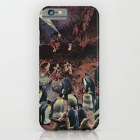 PENGUINS WITH POWERS iPhone 6 Slim Case