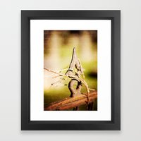 Revolutionary Framed Art Print