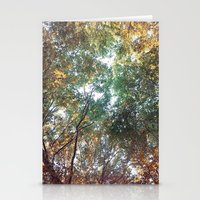 Forest 011 Stationery Cards