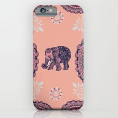 Bohemian Elephant  iPhone 6 Slim Case