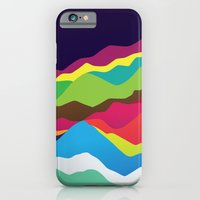 Mountains of Sand iPhone 6 Slim Case
