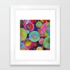 Other Worlds Framed Art Print