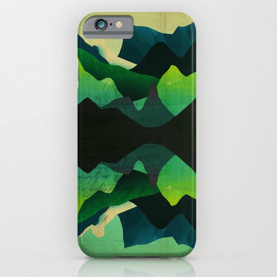 Mountain Reflections iPhone & iPod Case