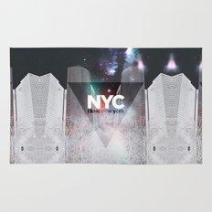 NYC - I Love New York 6 Rug