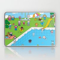 Pool XL Laptop & iPad Skin