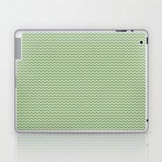 U14: algae chevron Laptop & iPad Skin