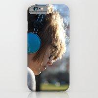 Verliebt mit Musik iPhone 6 Slim Case
