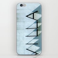 Villa Shadows iPhone & iPod Skin