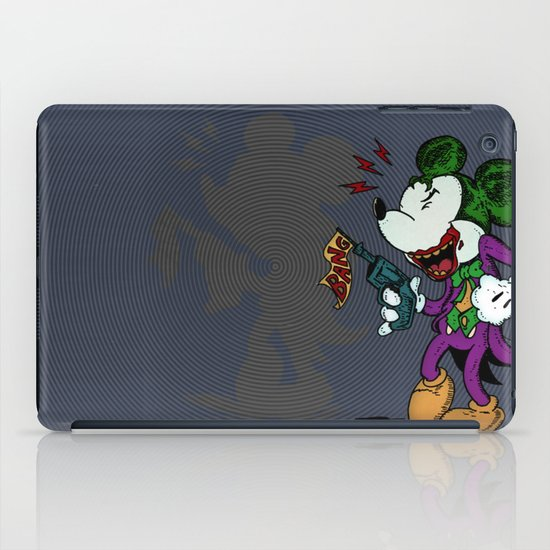 Why So Serious?  iPad Case