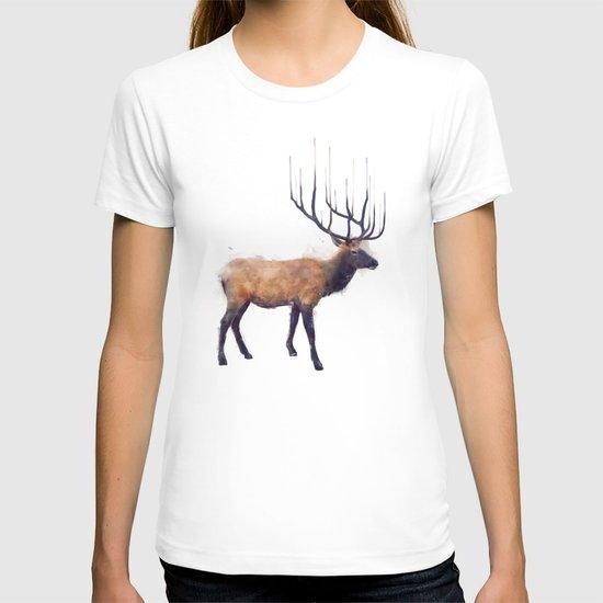 Elk // Reflect (Right) T-shirt