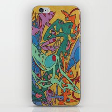 First Of All iPhone & iPod Skin