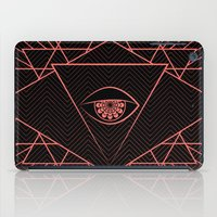 Suburban Home iPad Case