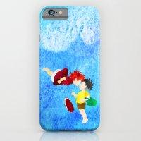 Ponyo And Sosuke iPhone 6 Slim Case