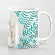 Treat Yo Self – Gold &… Mug