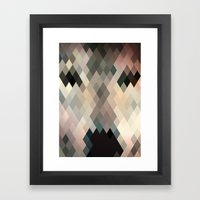 And Then There Was The B… Framed Art Print