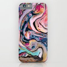 Colorful Fantasy Abstraction iPhone 6 Slim Case