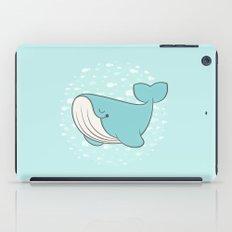 lou, the whale iPad Case