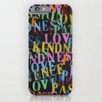 Love #1 iPhone 6 Slim Case