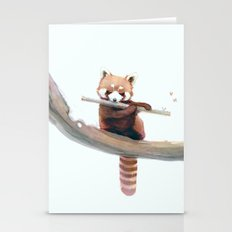 A Winter Morning Song Stationery Cards