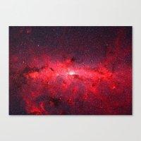 Unidentified Nebula Canvas Print