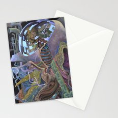 The Day The Earth Stood Still Stationery Cards