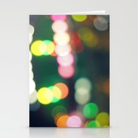Let's Make A Night To Re… Stationery Cards