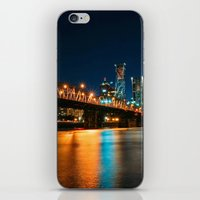 Bridgetown iPhone & iPod Skin
