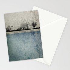 Winter Landscape - Susan Weller Stationery Cards