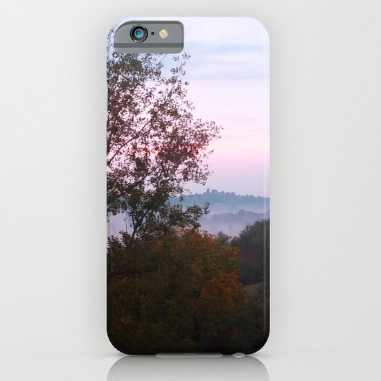 Mist of Dawn iPhone & iPod Case