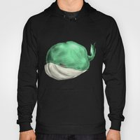Tubby Sketch Whale Hoody