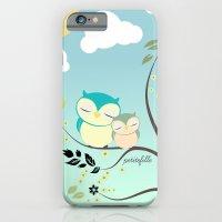 Sleeping Owls iPhone 6 Slim Case