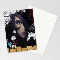 CLOCKWORK :: TIC TAC Stationery Cards