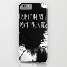 Graphic_ARt quote  iPhone 6 Slim Case