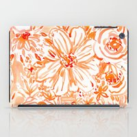 BIG SUNSHINE Floral iPad Case