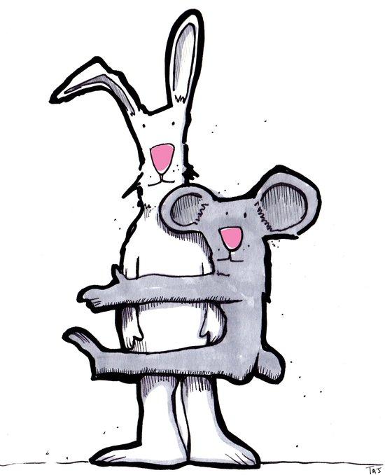 Koalaing Art Print
