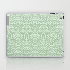 Cloud Factory Damask - River Lily Laptop & iPad Skin