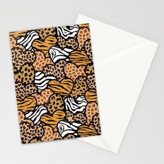 Wild Hearts Stationery Cards