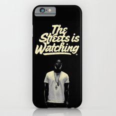 The Streets is Watching iPhone 6 Slim Case