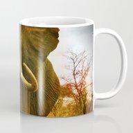 Mad Elephant Mug