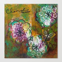 Cherish The Moment Canvas Print