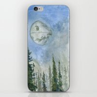The Endor Morning Sky iPhone & iPod Skin