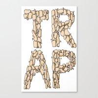 Trap Music  Canvas Print
