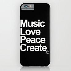 MLPC White Slim Case iPhone 6s