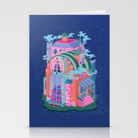 The Seeing House Stationery Cards