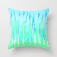 W.F Throw Pillow