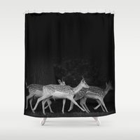 Last States Of Freedom Shower Curtain